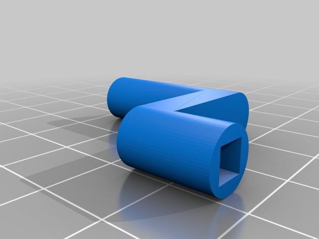 弹珠抽运装置 3D模型  图4