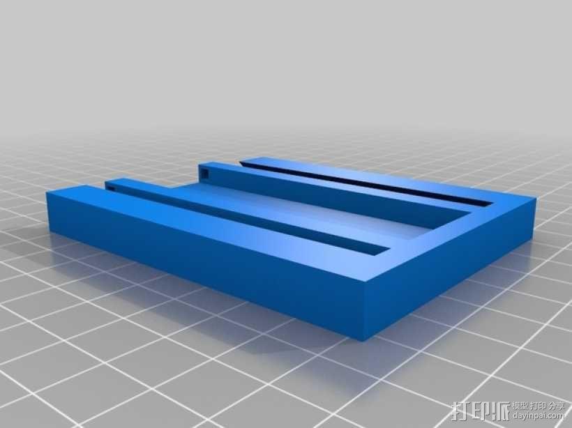 弹珠抽运装置 3D模型  图6