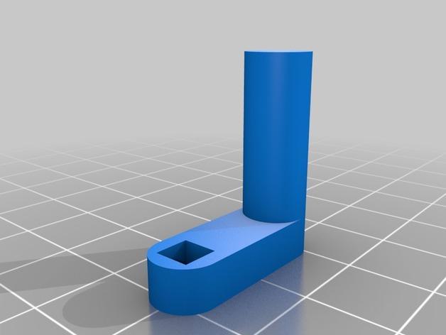 弹珠抽运装置 3D模型  图5