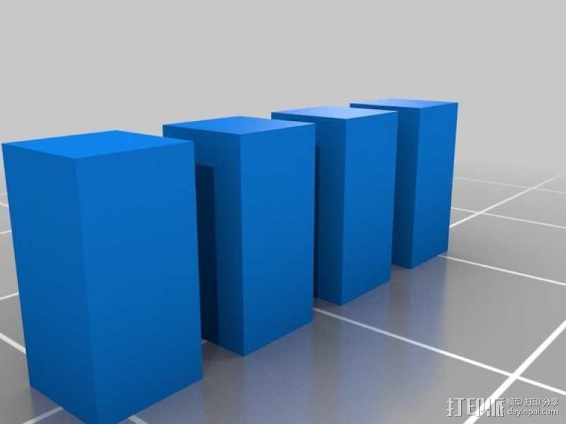 弹珠抽运装置 3D模型  图11