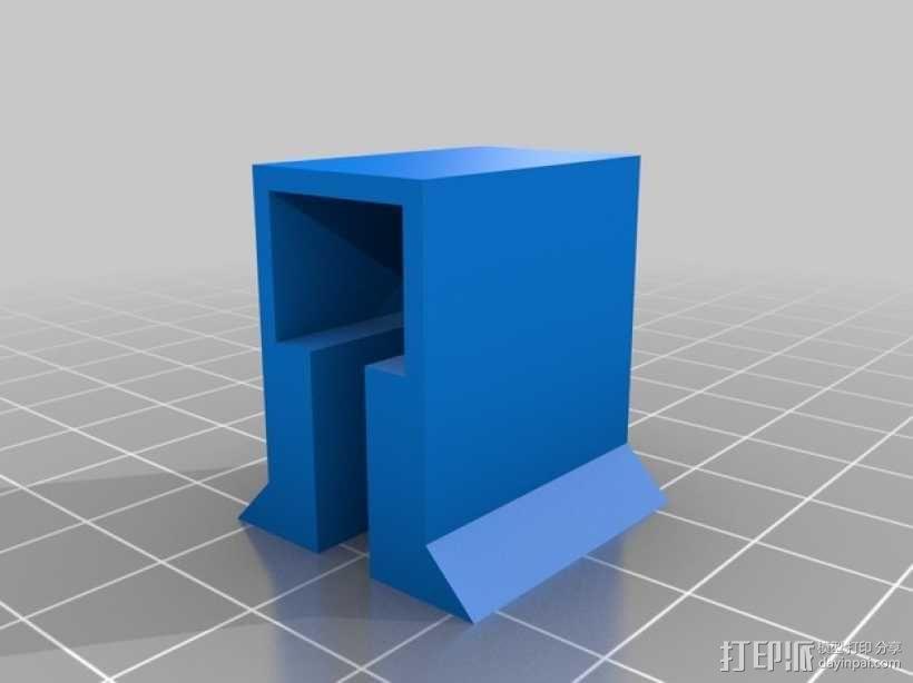 弹珠抽运装置 3D模型  图9
