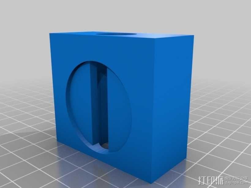 弹珠抽运装置 3D模型  图12