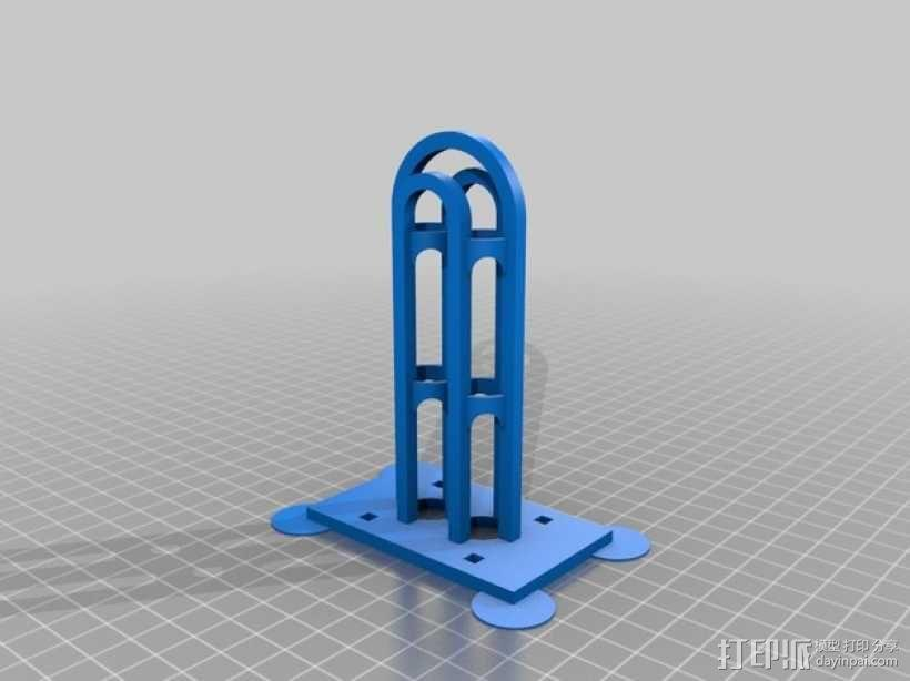 弹珠抽运装置 3D模型  图13