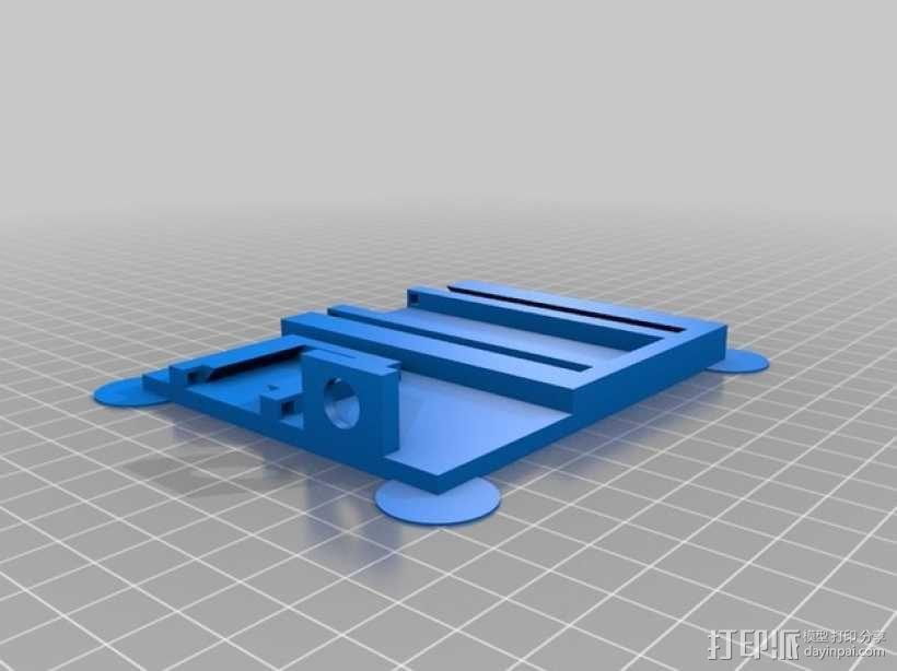 弹珠抽运装置 3D模型  图15