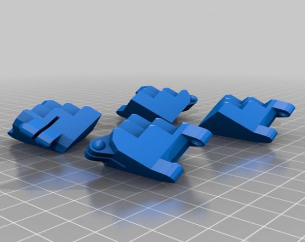 PLA折叠立方体 3D模型  图6
