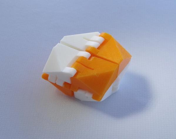 PLA折叠立方体 3D模型  图4