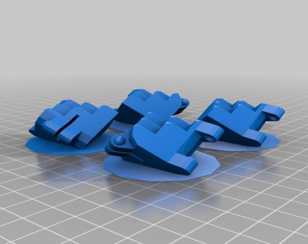 PLA折叠立方体 3D模型  图5