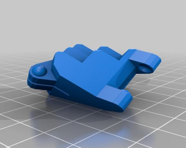 PLA折叠立方体 3D模型  图8