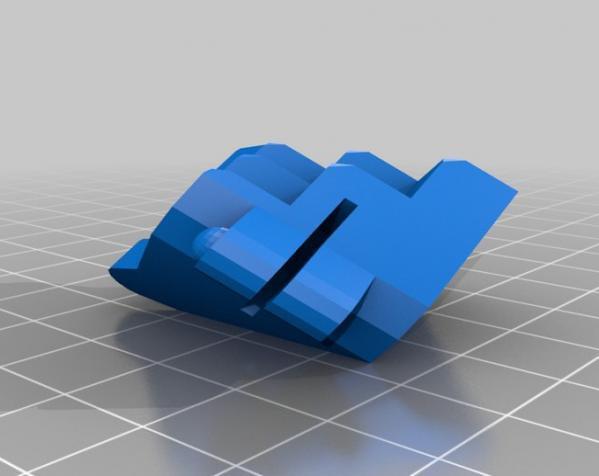PLA折叠立方体 3D模型  图9
