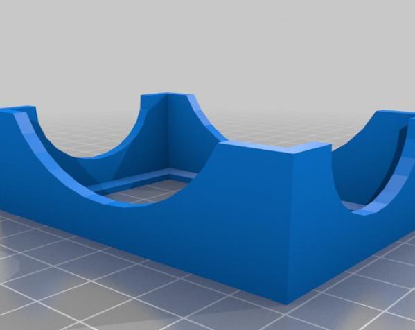 星球大战游戏卡套 3D模型  图1