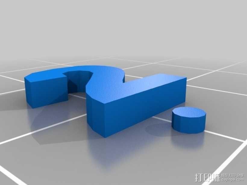 卡坦岛数字标记筹码 3D模型  图17