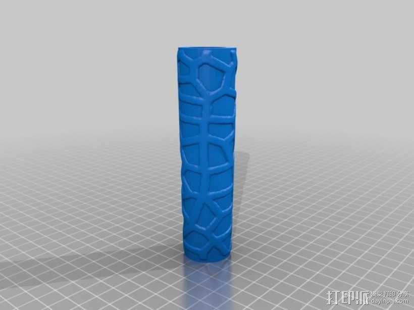 镂空的杂耍棒 3D模型  图7
