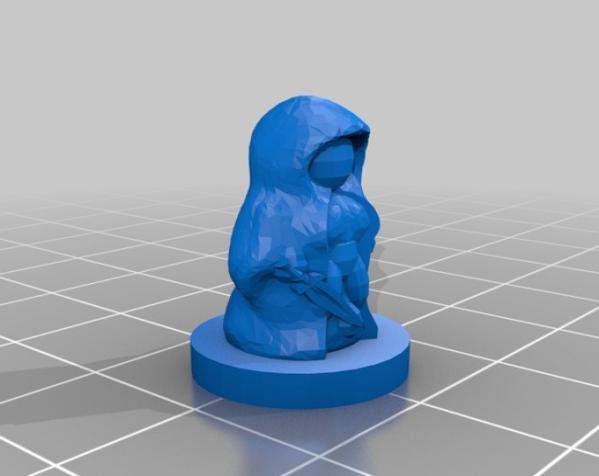 Pocket-Tactics:黑森林部落 3D模型  图2