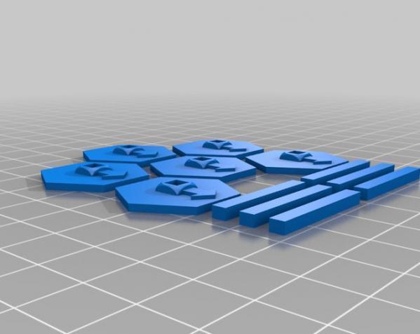 星际飞船系列2 3D模型  图2