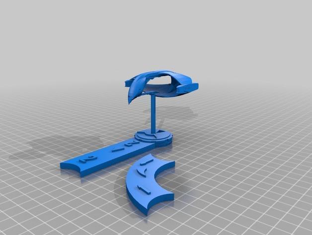 舰船基地模型 3D模型  图4