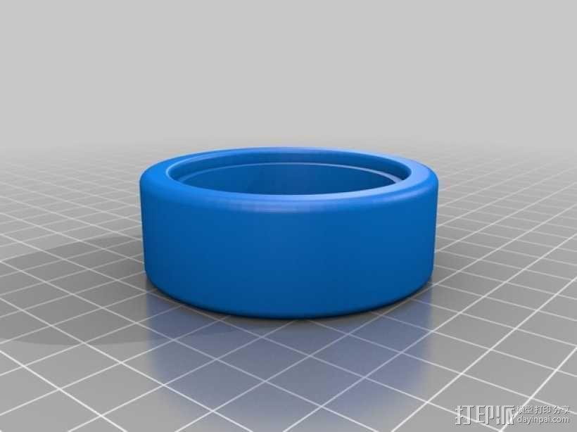 球形机车模型 3D模型  图6