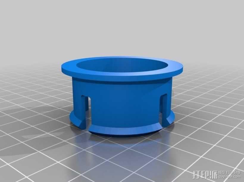 球形机车模型 3D模型  图7