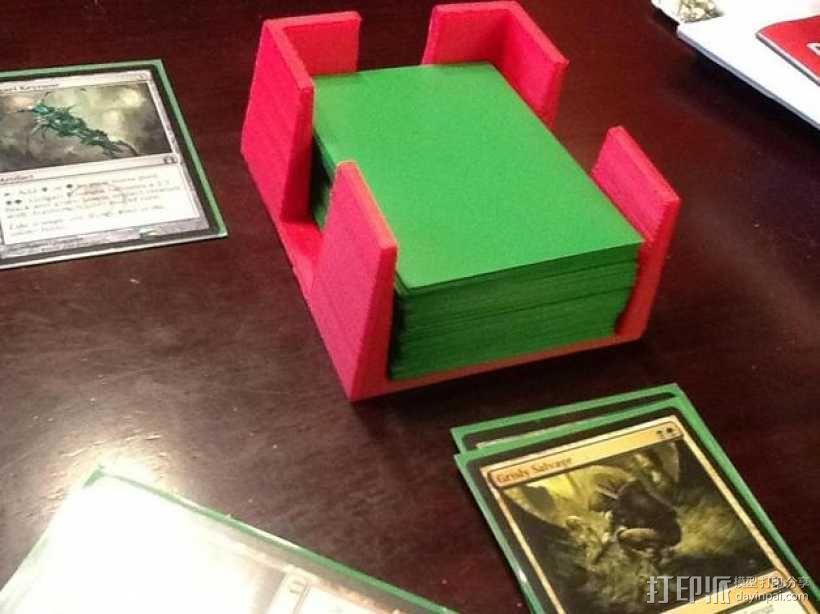 游戏卡套 3D模型  图2