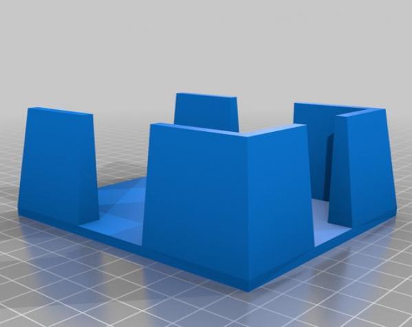 游戏卡套 3D模型  图1