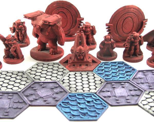 Pocket-Tactics:塔耳塔洛斯 3D模型  图1