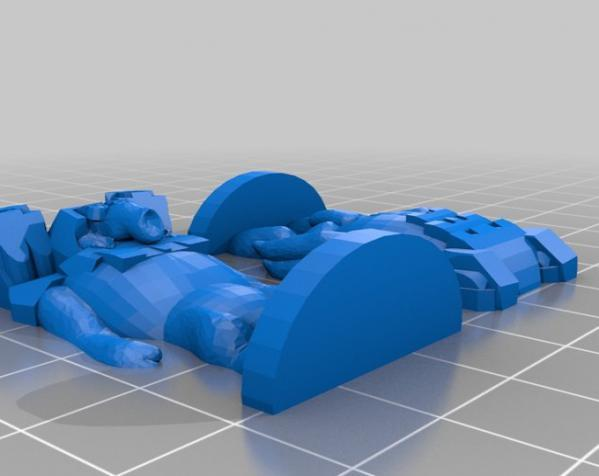 Pocket-Tactics:塔耳塔洛斯 3D模型  图7