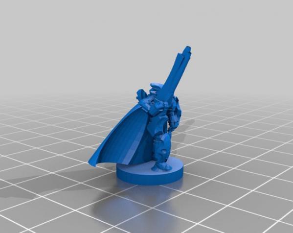 Pocket-Tactics:塔耳塔洛斯 3D模型  图8