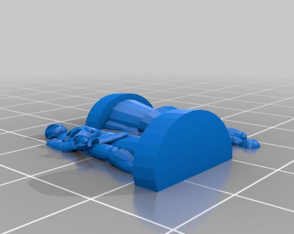 Pocket-Tactics:塔耳塔洛斯 3D模型  图9