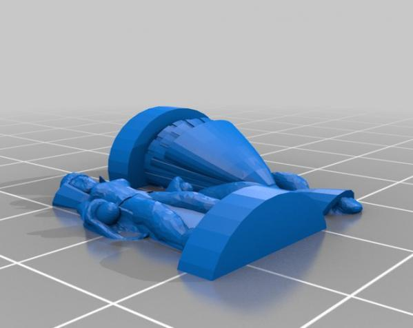 Pocket-Tactics:塔耳塔洛斯 3D模型  图11