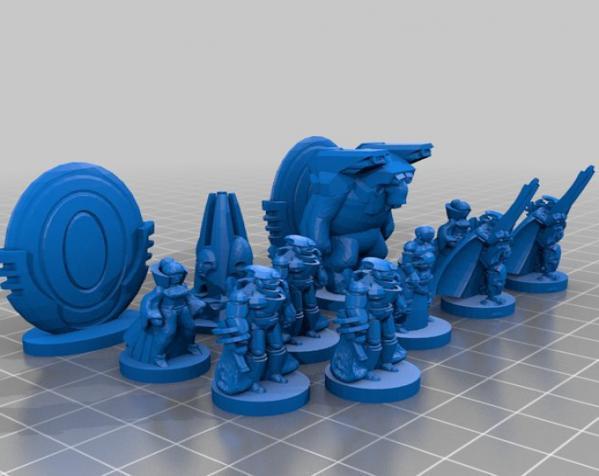 Pocket-Tactics:塔耳塔洛斯 3D模型  图12
