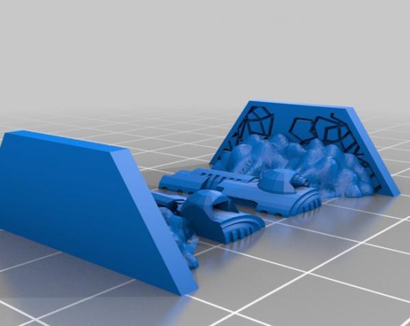 Pocket-Tactics:帝国反击部队 3D模型  图2