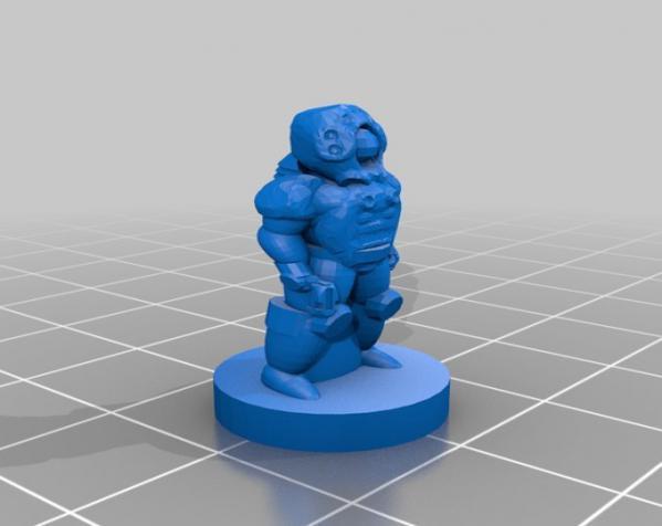 Pocket-Tactics:帝国反击部队 3D模型  图5