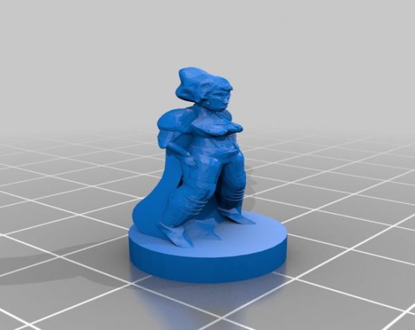Pocket-Tactics:帝国反击部队 3D模型  图4