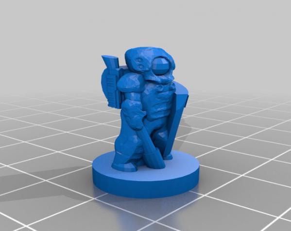Pocket-Tactics:帝国反击部队 3D模型  图8