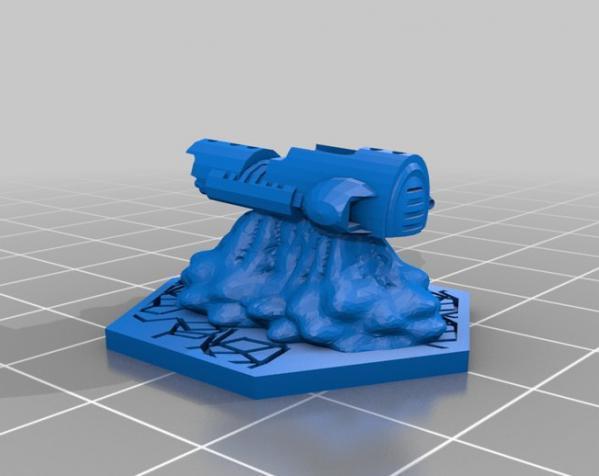 Pocket-Tactics:帝国反击部队 3D模型  图7