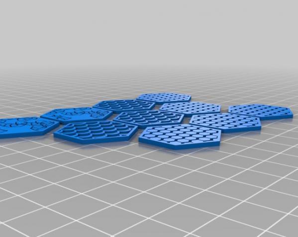 Pocket-Tactics:帝国反击部队 3D模型  图10