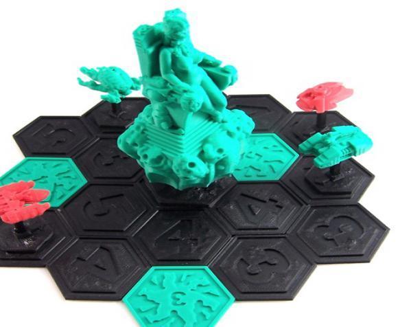 突破口:幸运女神 3D模型  图2