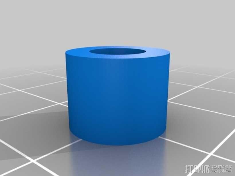 机动轨道车3 3D模型  图5