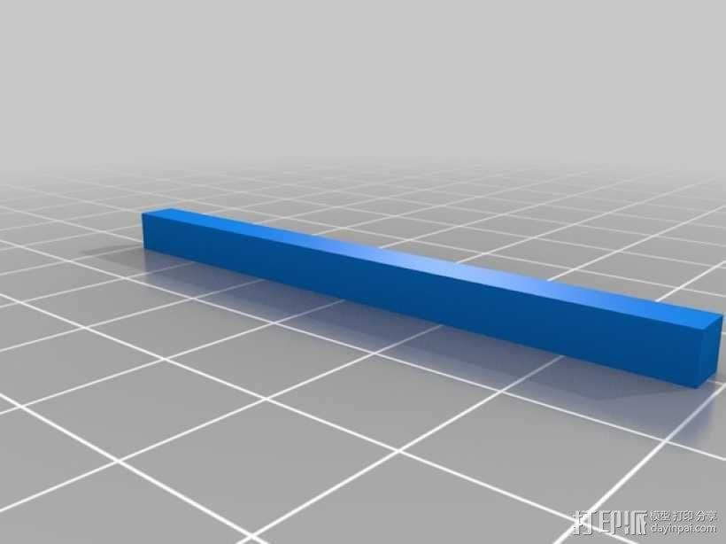 鸭子池塘 3D模型  图3