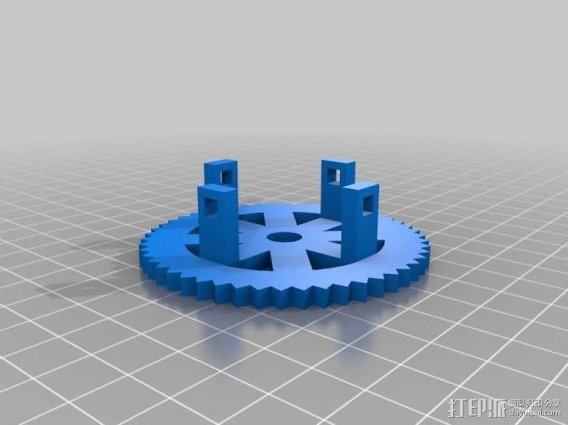 鸭子池塘 3D模型  图7