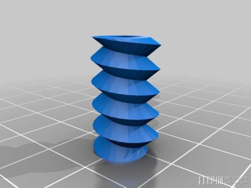 鸭子池塘 3D模型  图8