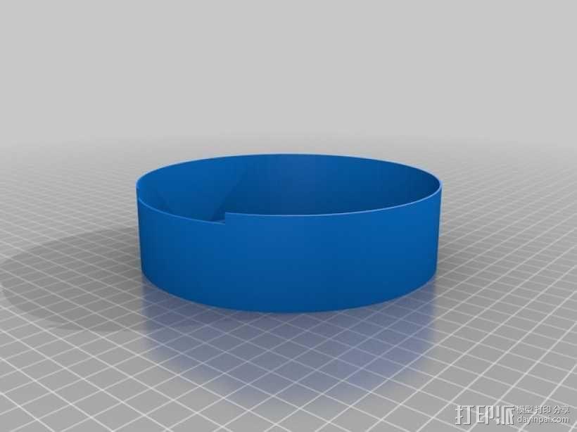 鸭子池塘 3D模型  图9