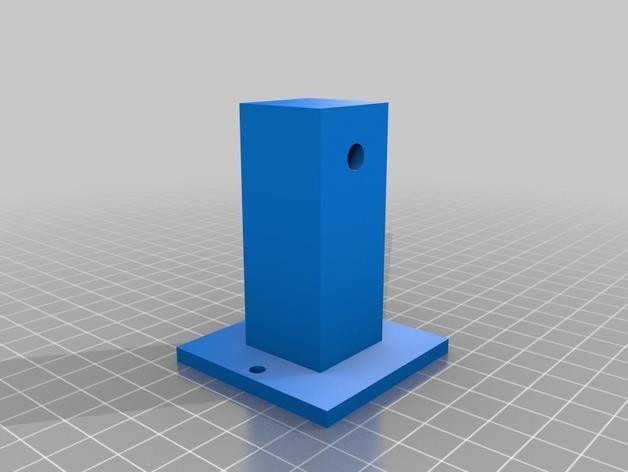 迷你糖果机 3D模型  图2