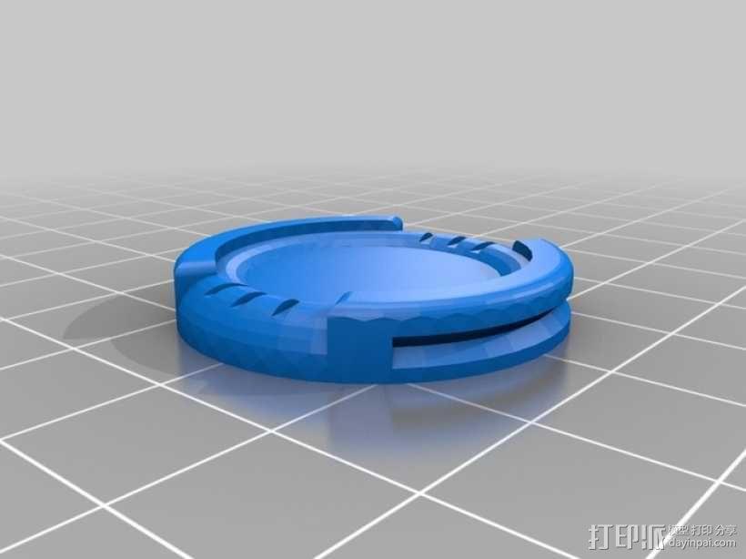 微型基地2 3D模型  图2