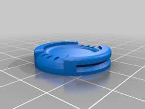 微型基地2 3D模型