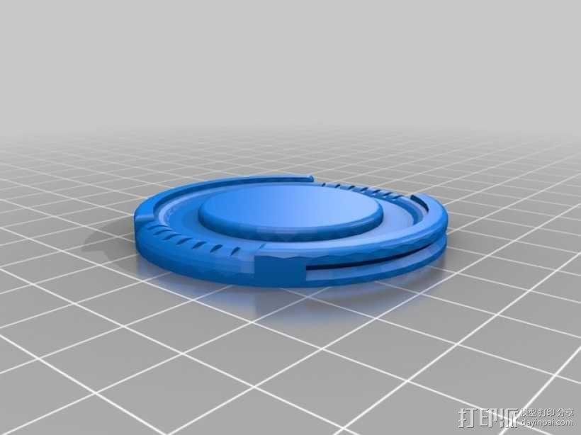 微型基地2 3D模型  图4
