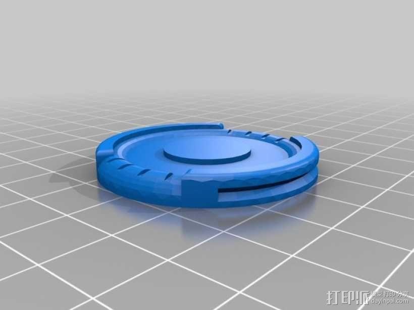 微型基地2 3D模型  图3