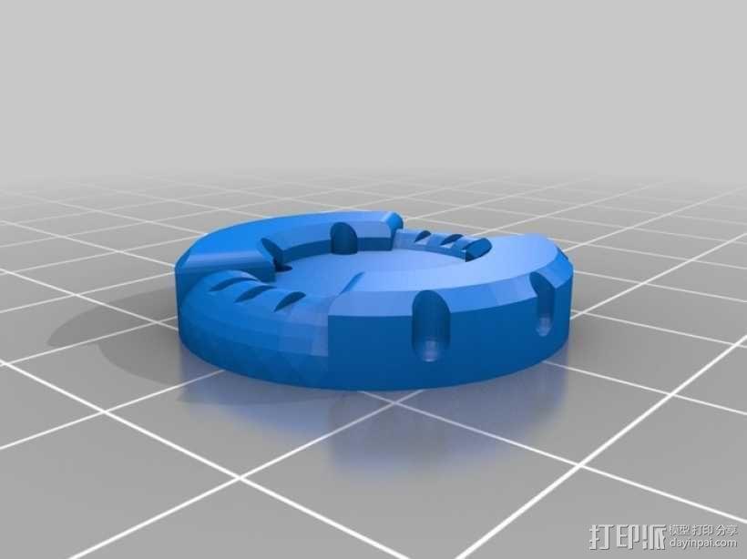 微型基地2 3D模型  图6