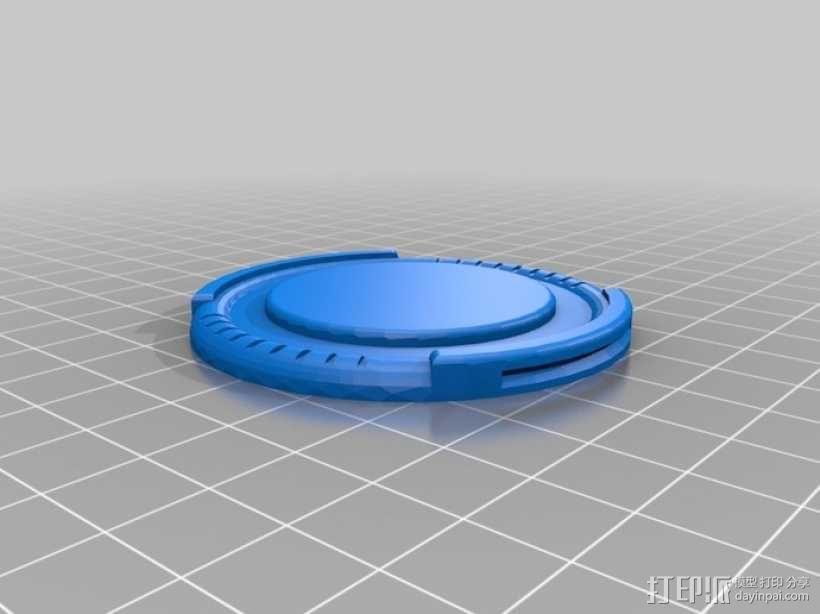 微型基地2 3D模型  图5
