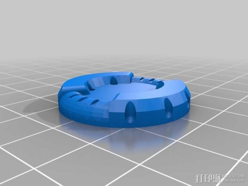 微型基地2 3D模型  图7