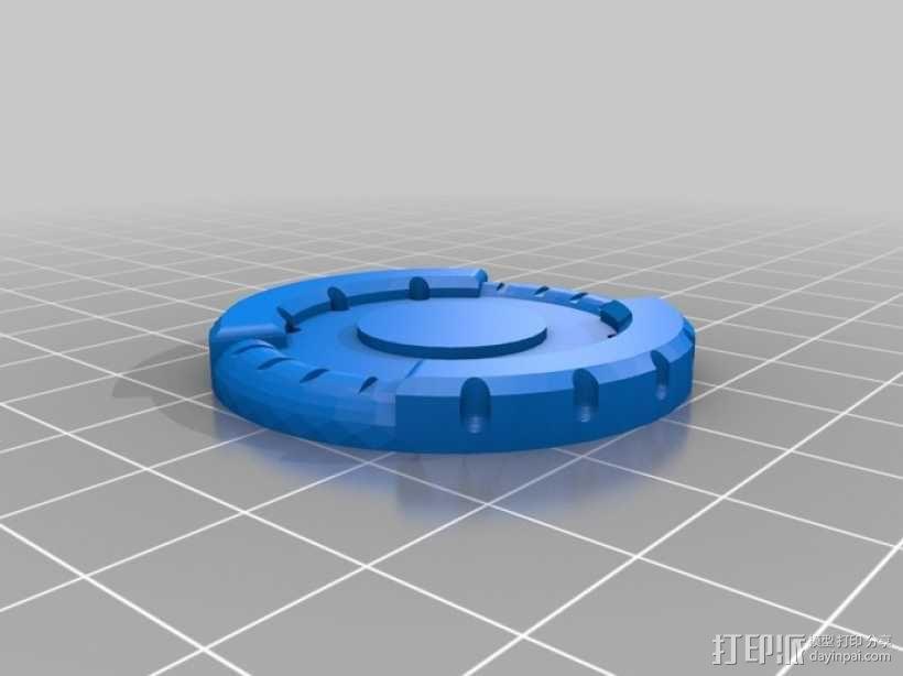微型基地2 3D模型  图8